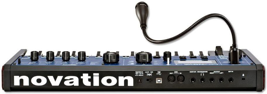 Novation In/out side view