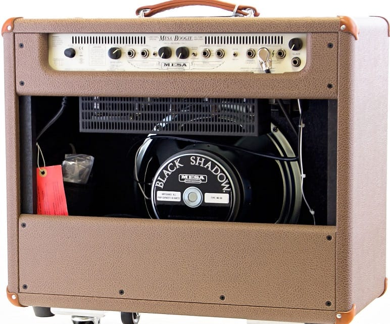 Mesa/Boogie Lone Star Special from Back