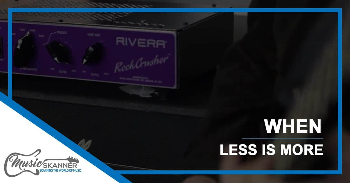 When less is more- Amp Attenuators introduction