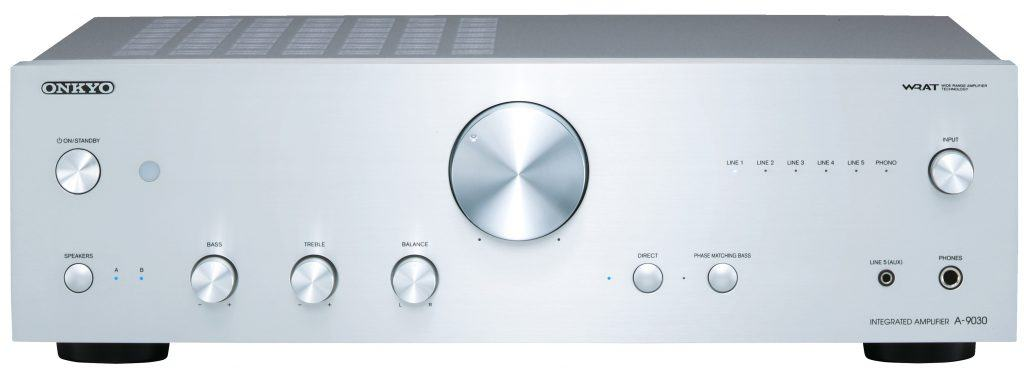 Onkyo A-9010 Integrated Stereo Amplifier