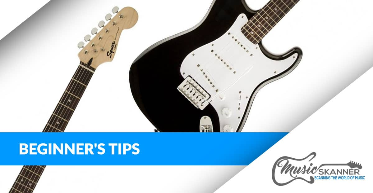 Beginner's tips - Entry level Electric guitars selection