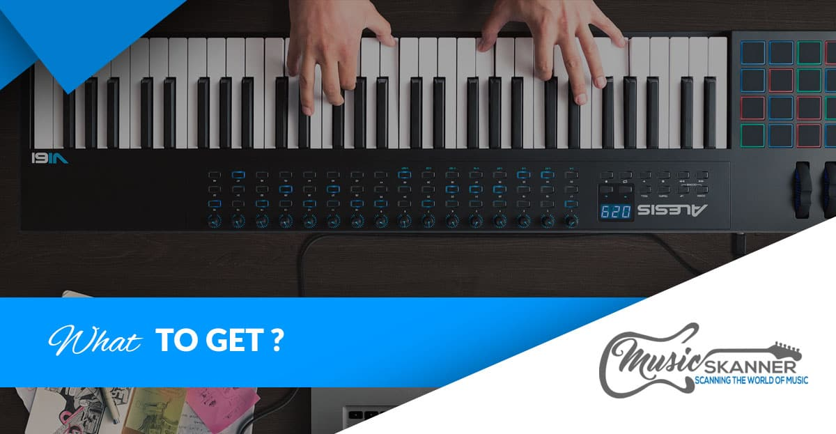 What MIDI Keyboard get?