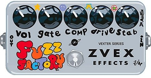 ZVex Effects Vexter Fuzz Factory