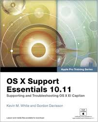 OS X Support Essential 10.11