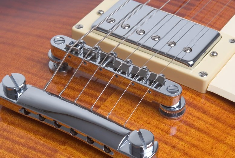 electric guitar bridge types tun o matic