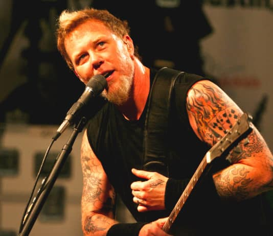 how much is james hetfield worth 1