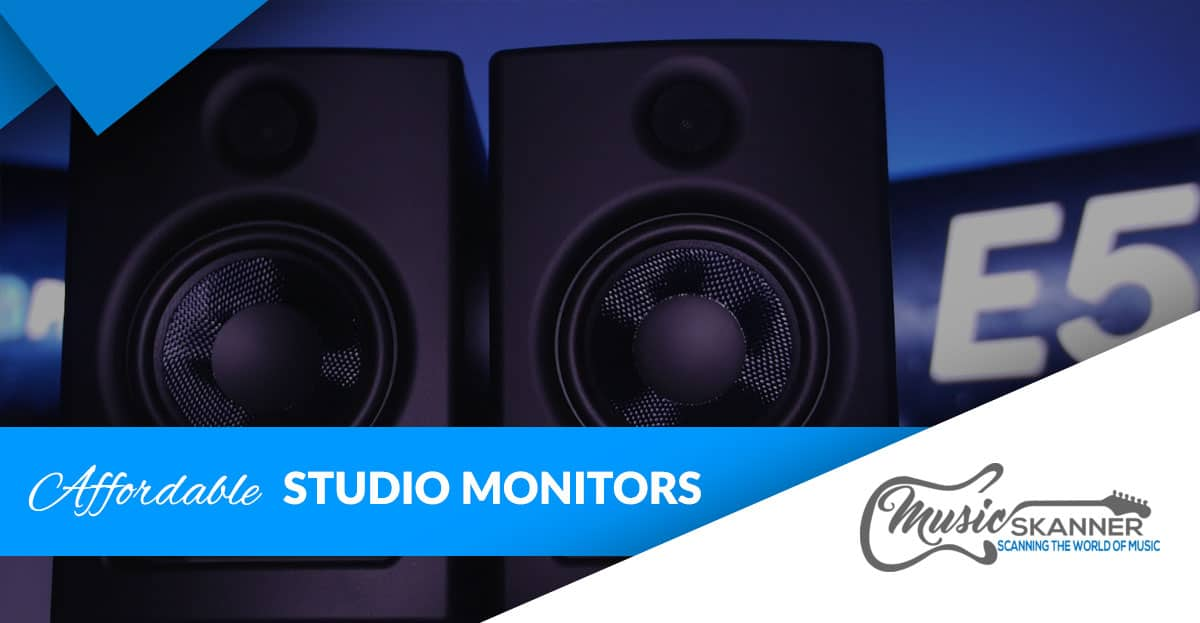 Affordable studio monitor