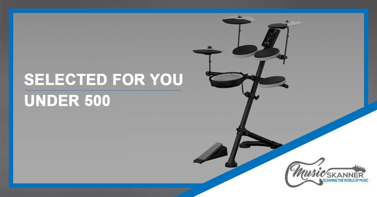 Introduction: Drum Set Under 500 - Selected for you