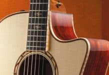acoustic guitars with cutaway