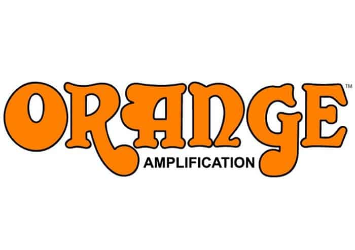 Orange amplification logo