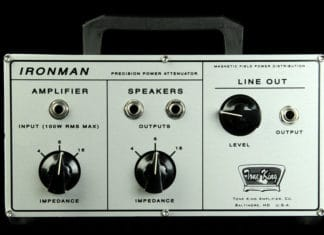 best guitar amp attenuator