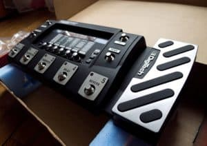 digitech rp500 such effects processor that has a lot to offer