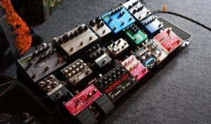Guitar effects pedals are generally divided into several large categories