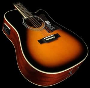 Today we'll be talking about Epiphone Masterbilt DR500MCE