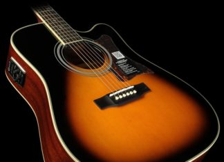 epiphone dr500mce review