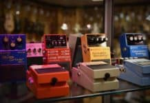 essential guitar pedals