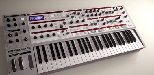 hardware synth