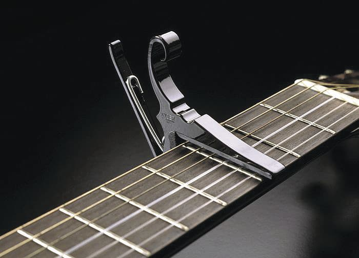 best capo for acoustic guitar great little tools music skanner. Black Bedroom Furniture Sets. Home Design Ideas
