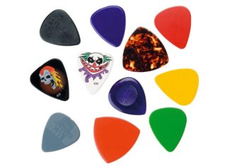 best picks for acoustic guitar