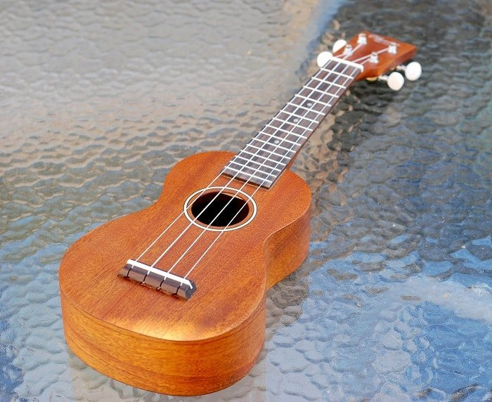 Ukulele seems like the perfect instrument for some songs