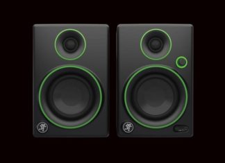 best studio monitors under 100
