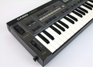 casio cz101 synth review