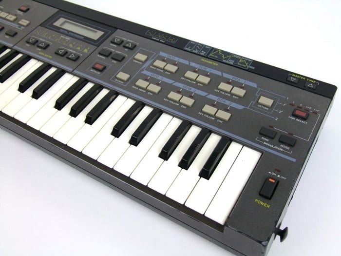 Casio CZ101 was considered to be among the most powerful entry level synths