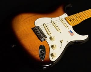 The Eric Johnson Stratocaster