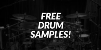 free drum packs
