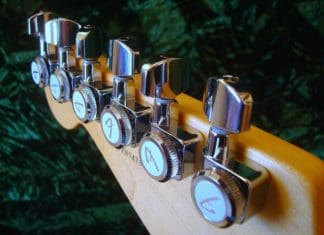 guitar string pegs