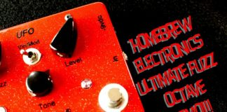 home brew electronics pedals