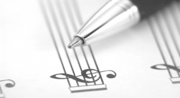 how to write music for a song online
