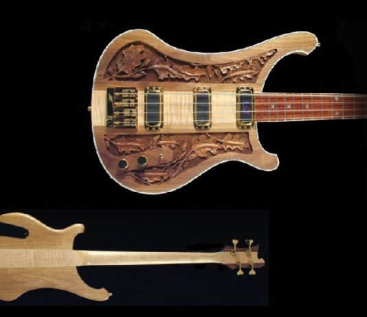 lemmy rickenbacker signature bass