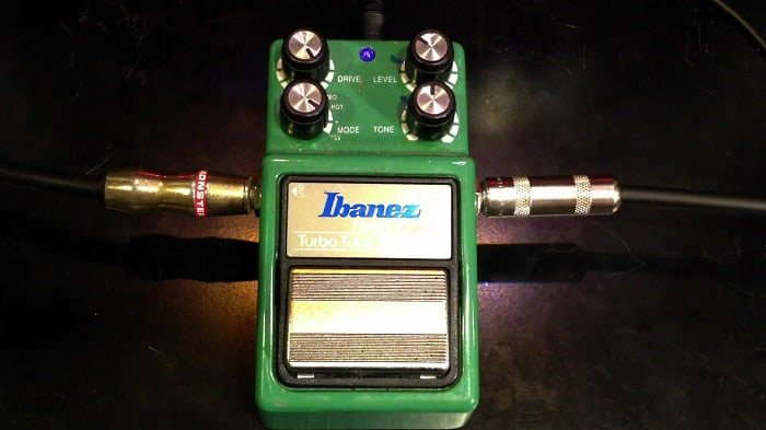 Ibanez Turbo pedal