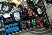 order of guitar pedals