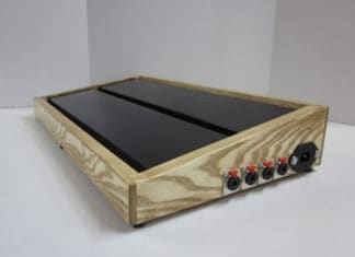 pedal board plans