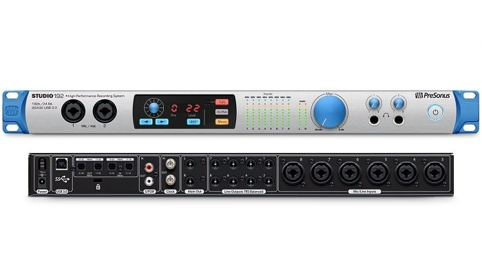 presonus studio 192 review