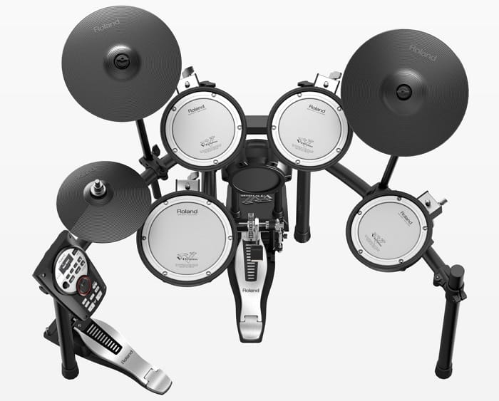 The TD 11 module and drum kit overview