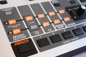 Roland VG99 is a incredibly powerful guitar effects processor
