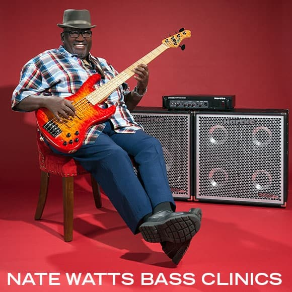 Nate watts bass clinics