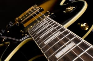 guitar bridges + guitar strings