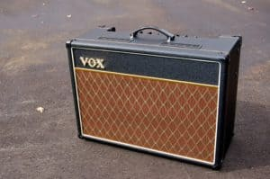 One of the more notable amps they offer is the AC15CC1.