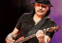 what guitar does carlos santana play