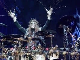 who is the drummer for slipknot