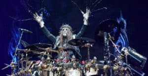 who is the new drummer for slipknot