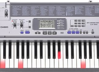 casio lk 100 keyboard review