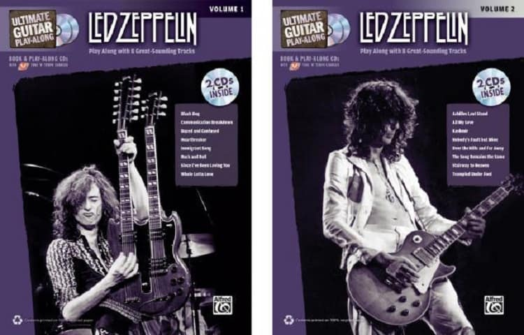 Guitar book Volume 1 & 2