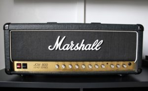 Back in the '80s. Marshall released their famous JCM 800 series