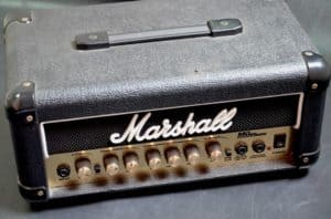 A Marshall practice amp that was developed for home use
