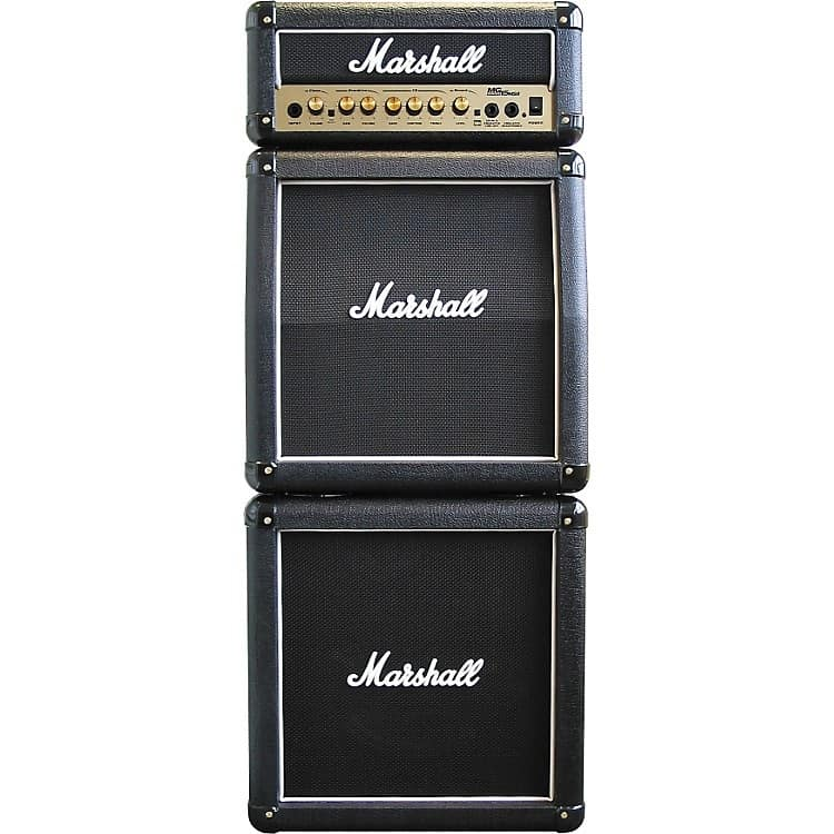 Marshall MG15MSII Micro Stack was discontinued and replaced by the MG15FXMS.